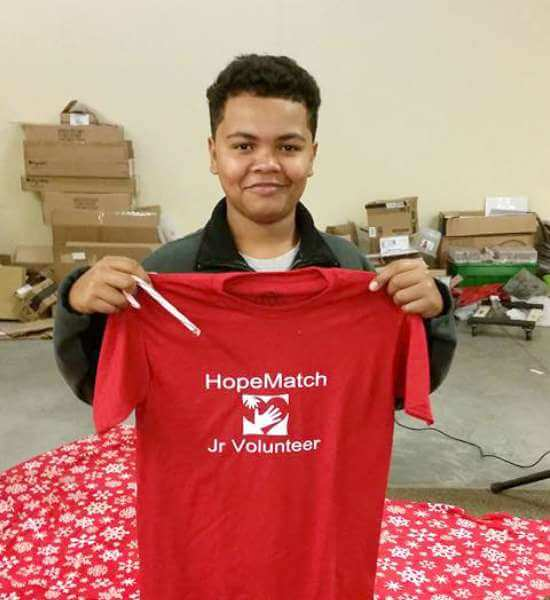 Hopematch-get-involved-volunteer-Junior Ambassador Program